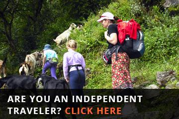 Independent Traveller