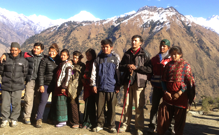 Volunteer Trekking
