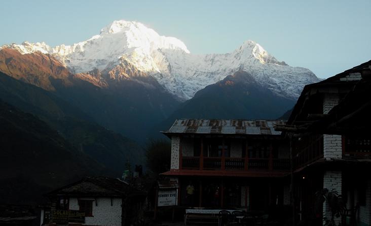 Ghandruk Village trekking