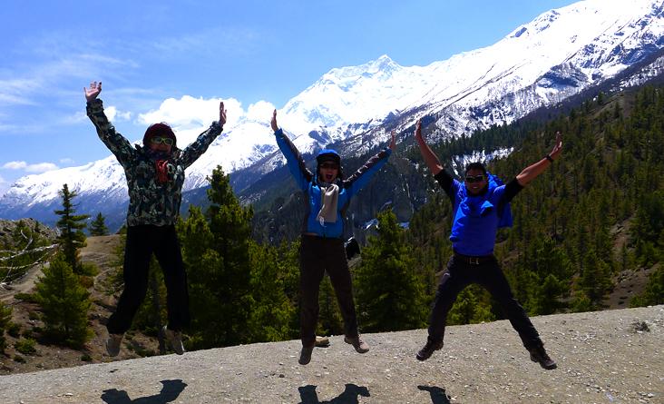 Annapurna Circuit Short Trekking