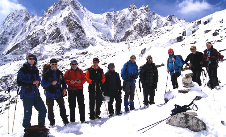 Everest Base camp Gokyo Trek