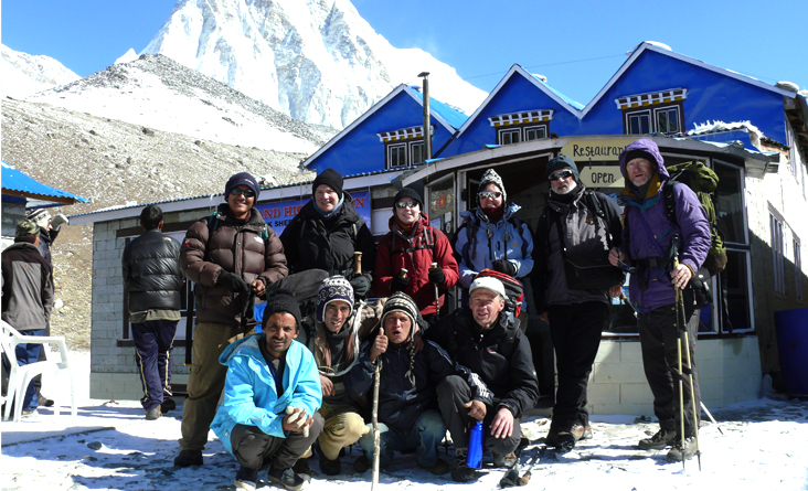 Everest Base camp Gokyo Trek