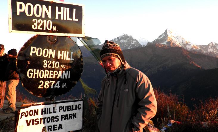 Ghorepani Poon Hill 7 Days Trekking