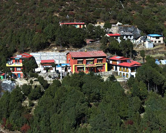 Lawudo monastery
