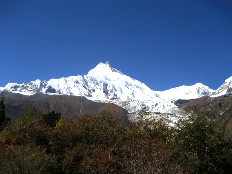 Manaslu View