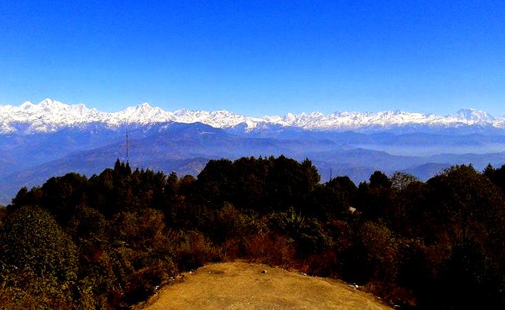 Nagarkot Sunrise View Day Hike Tour