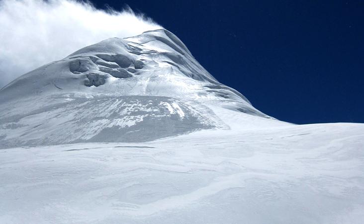 Pachermo Peak