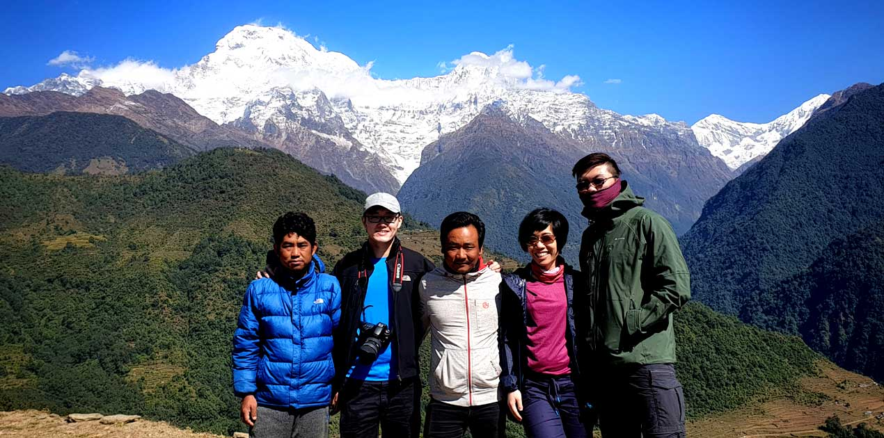 Poon hill Trek 3 days