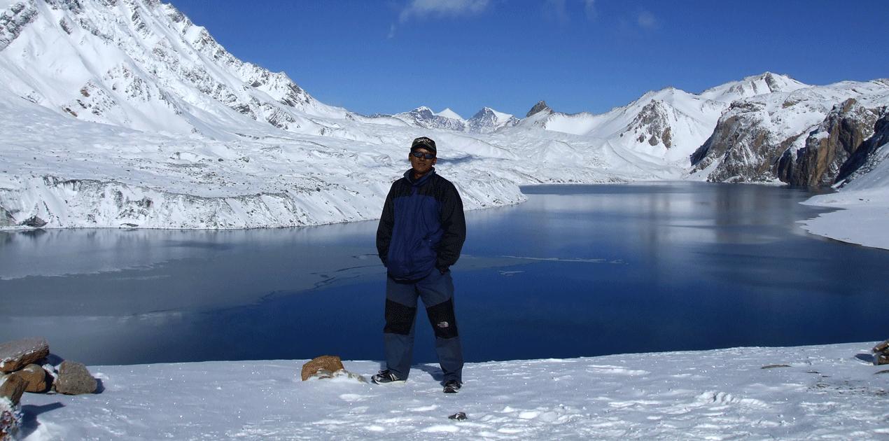 Tilicho pass trekking
