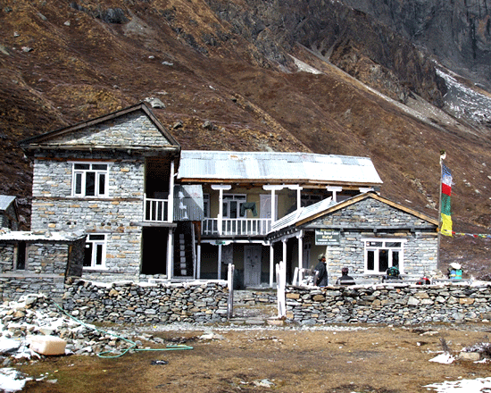 Tilicho Base Camp