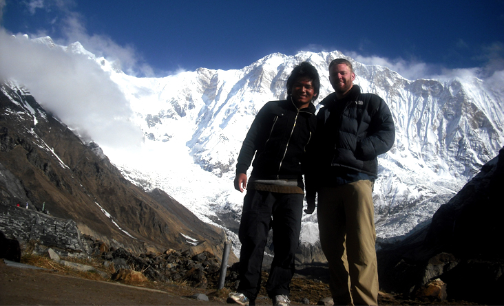 Ghorepani Poon Hill Annapurna Base Camp Trek