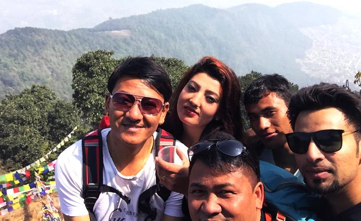 Day Hike Nagarjun Hill