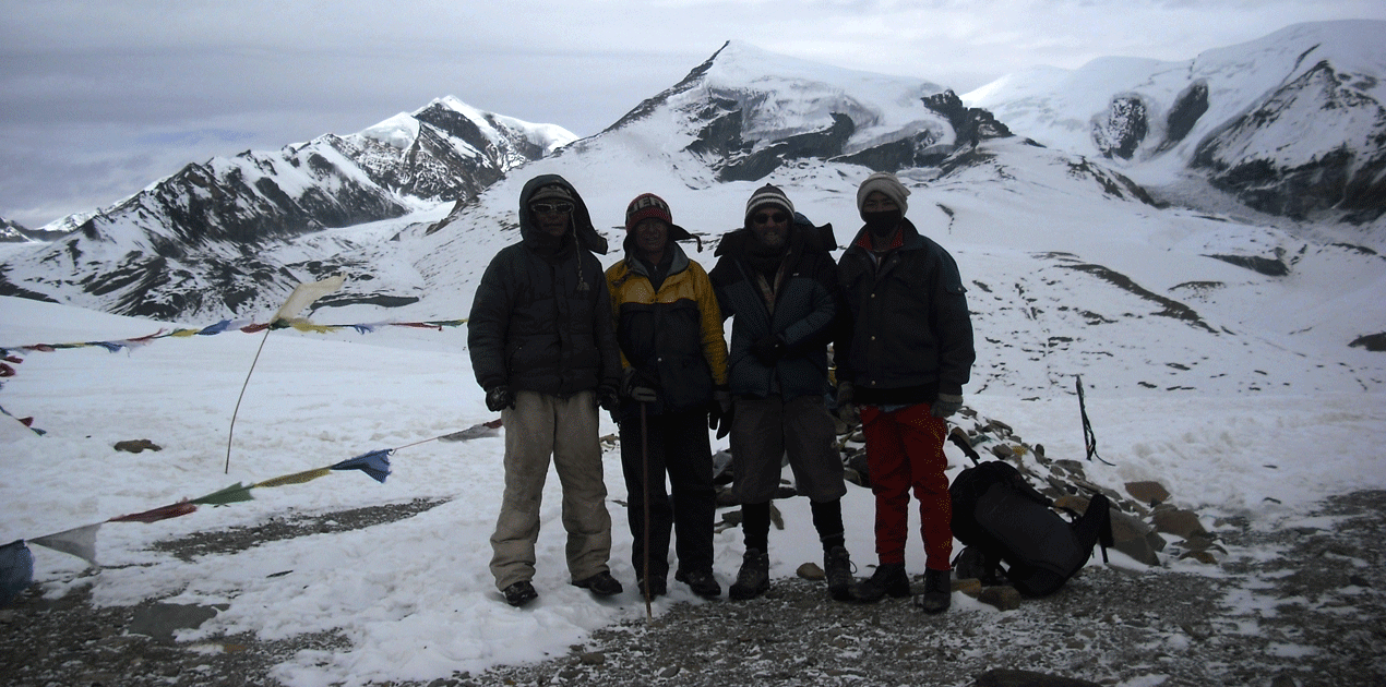 french pass of dhaulagiri circuit