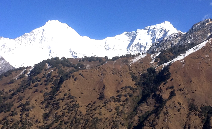 Ruby valley trekking