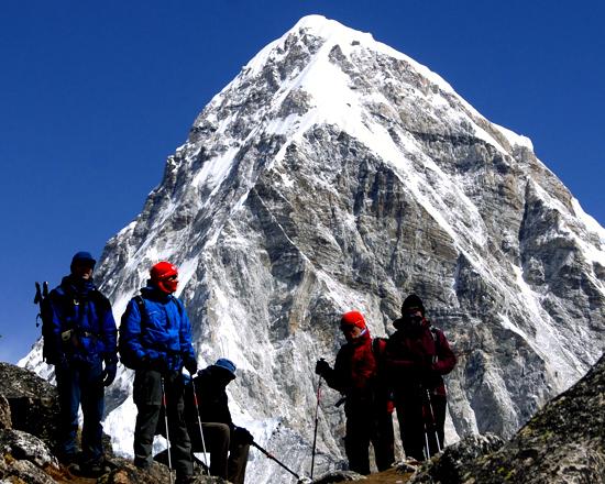 Kalapathar Trekking