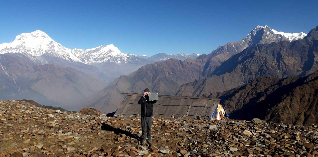 Khayer lake khopra ridge