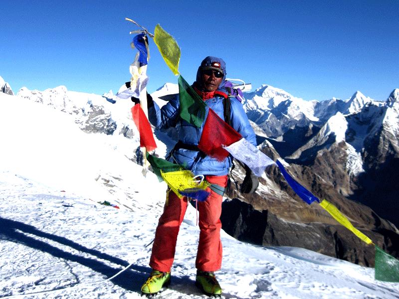 Mera Summit