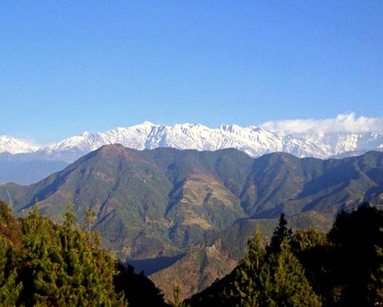 Day Hike Nagarjun Hil