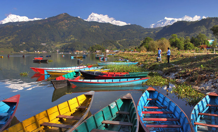 Kathmandu Pokhara Chitwan Tour with kids