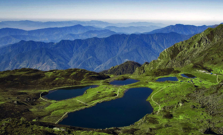 Panch Pokhari /5 lake