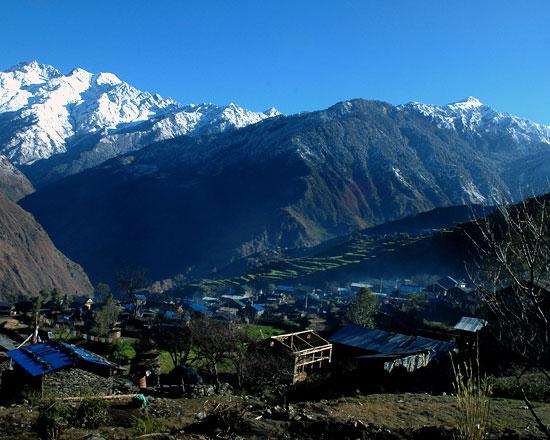 sertung village