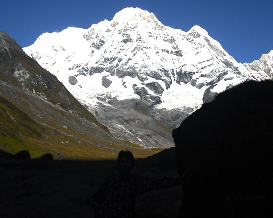 Tent Peak Climbing