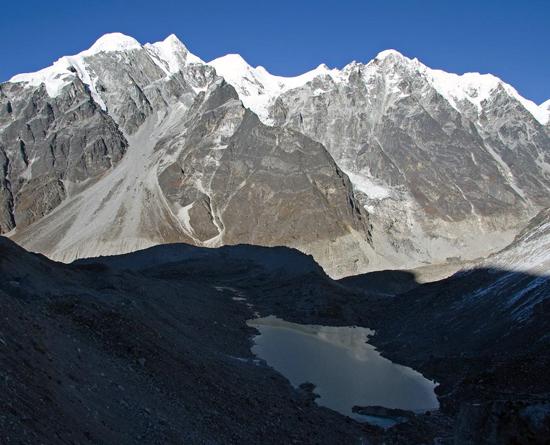 Tilman Pass Trekking