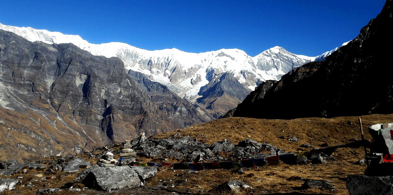 Mardi Himal Annapurna Base Camp Trek