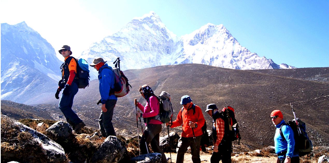 porter guide from Lukla
