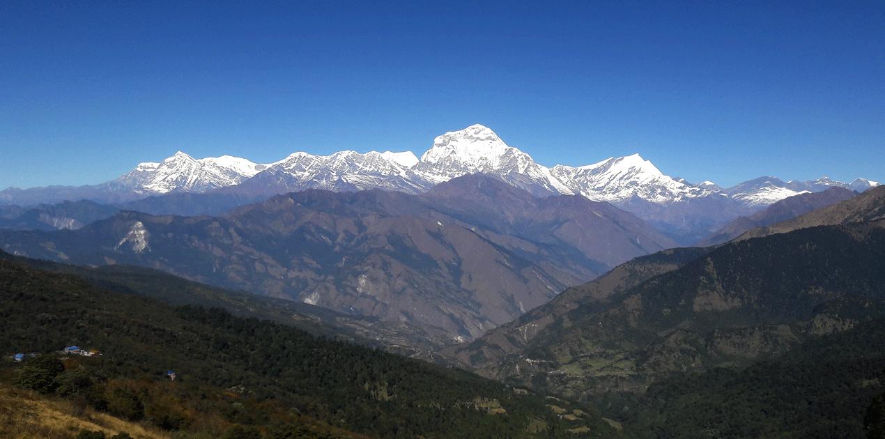 Porter guide from pokhara