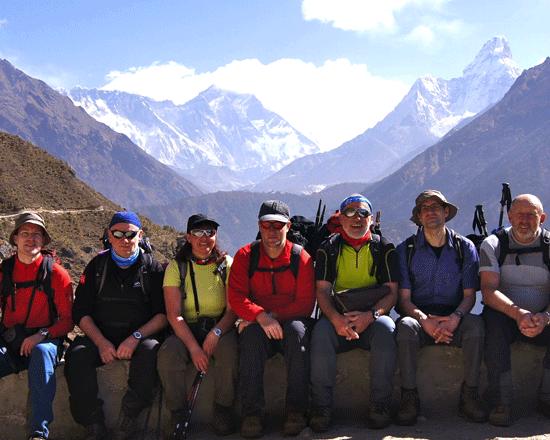 fixed departure for Everest base Camp Trek