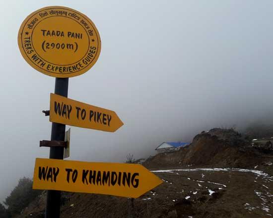 way to pike peak