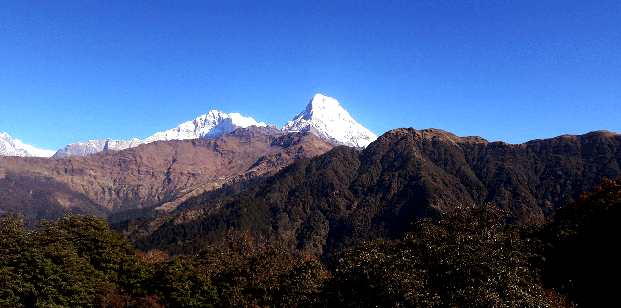 Nepal Winter Trek