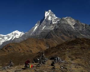 Mardi Himal base Camp photos