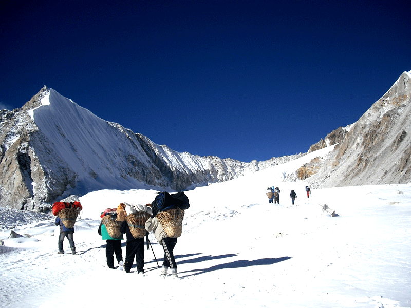 sherpani col pass