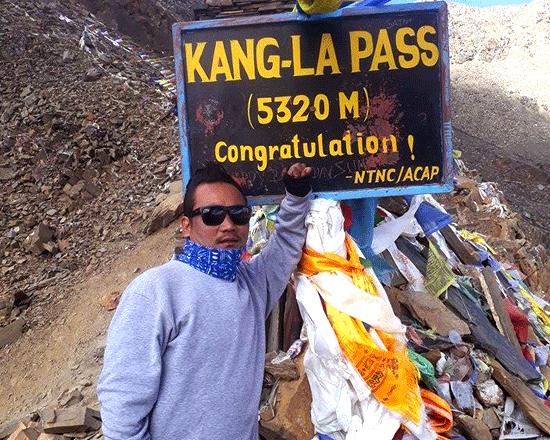 kang La Pass