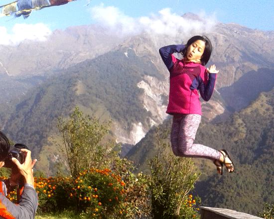 Nepal Christmas Trip