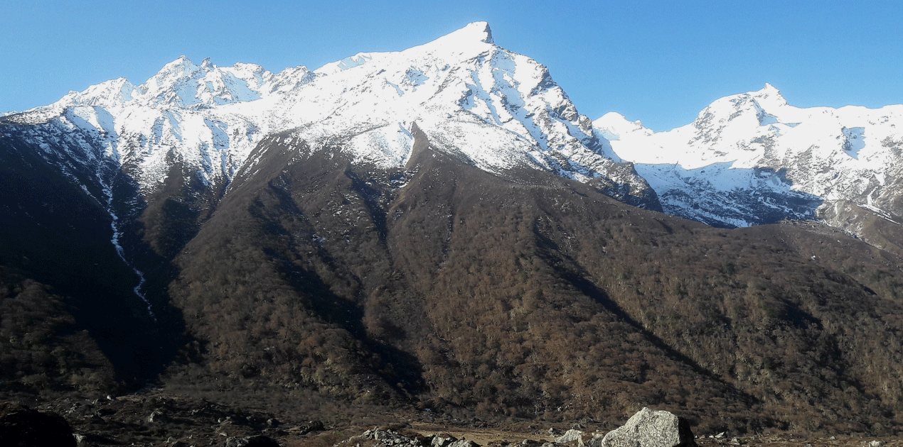 Langtang Ro Himal