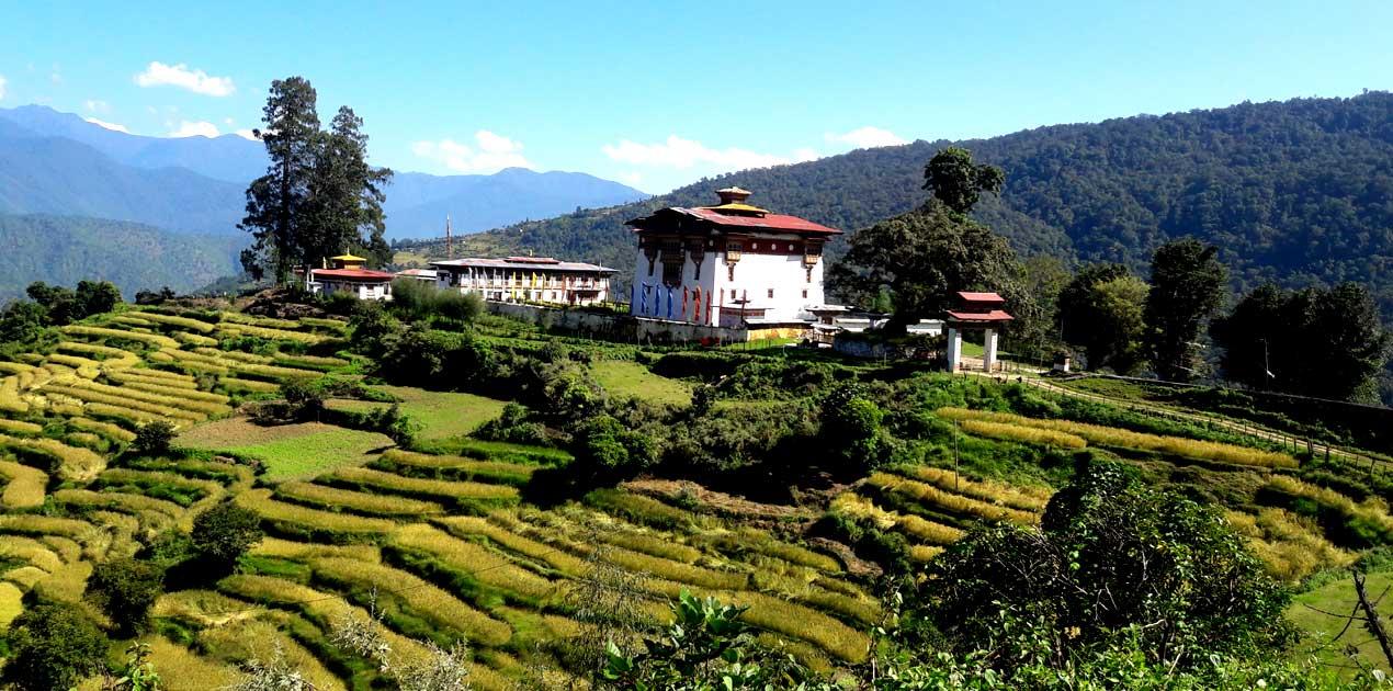 bhutan land