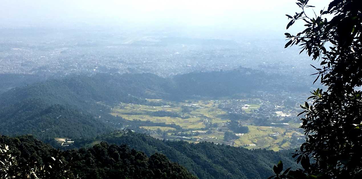 kathmandu city views