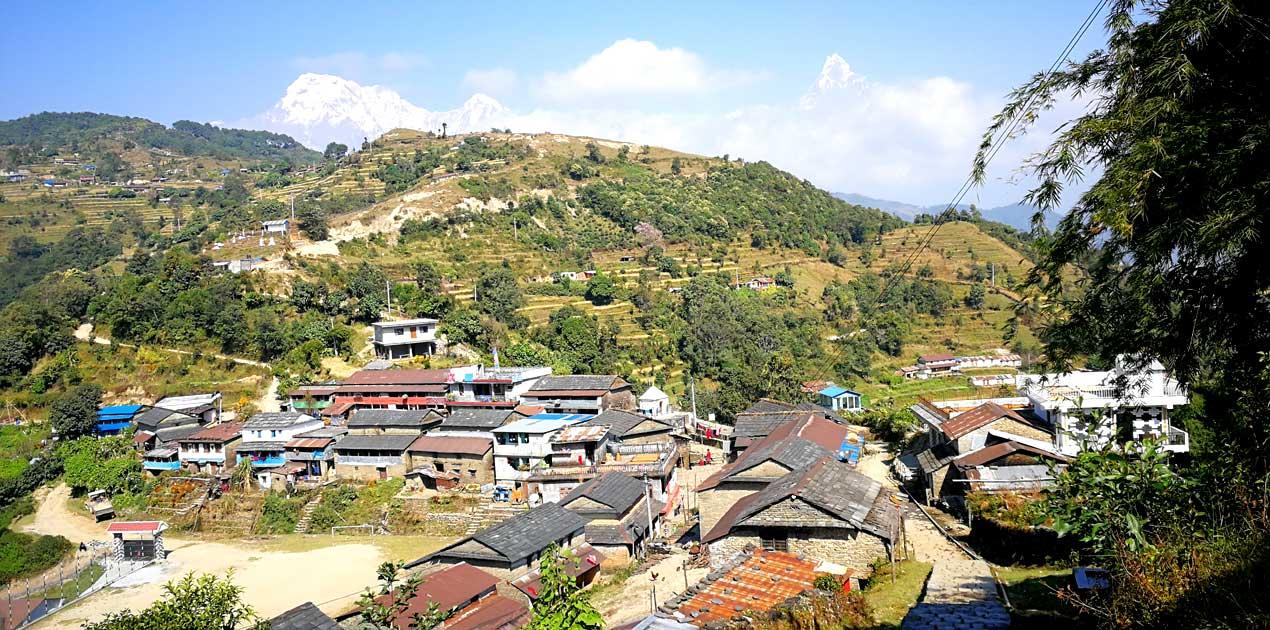 Panchase village