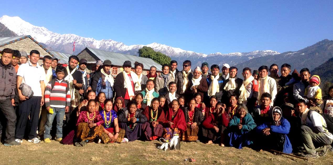 Indigenous Peoples trek